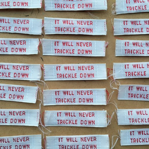 Trickle label_7163